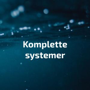 Komplette systemer